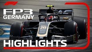 2019 German Grand Prix: FP3 Highlights