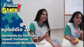 Apostando na Participação Juvenil: Formando Adolescentes Multiplicadores