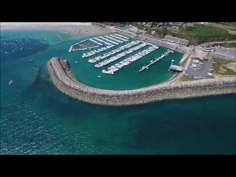 Un 18 juillet 2016 au port de Saint Cast
