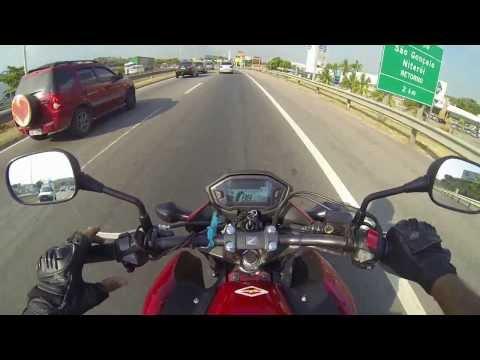 CB 600F Hor Bruno Master Minha Nova Moto CB 500 F 2014
