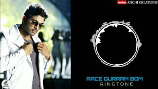 Race gurram bgm ringtone || Allu Arjun Birthday special || ANCHI
