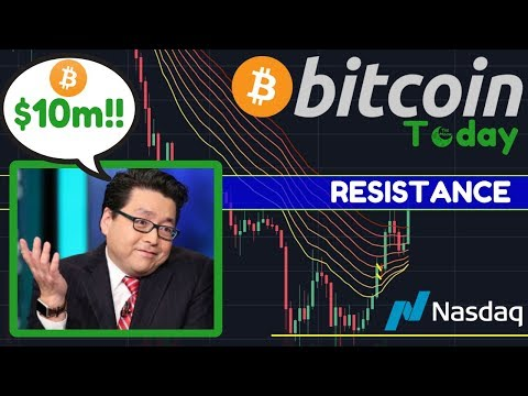 Bitcoin To $10 Million? | Can BTC Break Resistance? | Coinbase OTC, Nasdaq & The Institutional Herd