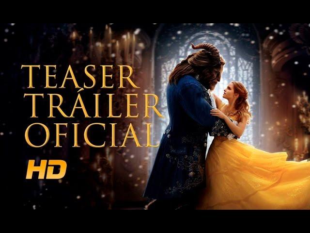 La Bella Y La Bestia Teaser Trailer Oficial En Espanol Hd Youtube