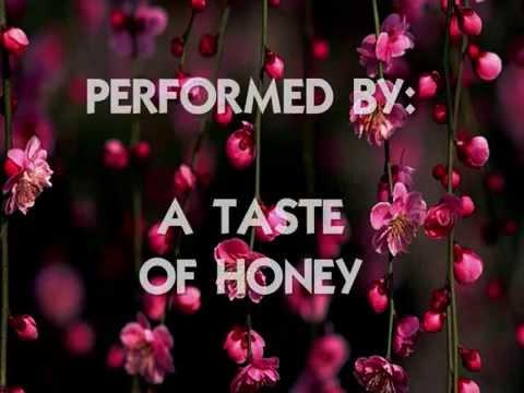 SUKIYAKI - (English Version with Lyrics / A Taste of Honey)