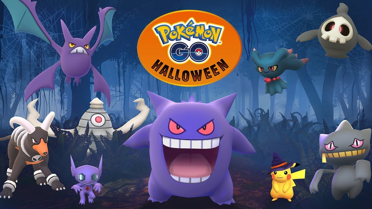 Pok    mon GO   Spooky Pok    mon Sableye  Banette  and Others Arrive in     Pok    mon GO   Spooky Pok    mon Sableye  Banette  and Others Arrive in Pok    mon  GO