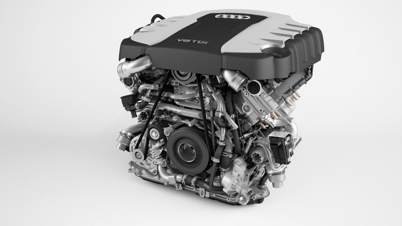 ▻ Audi V8 4.2 TDI engine - YouTube | Audi V8 Engine Diagram |  | YouTube