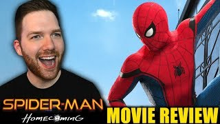 connectYoutube - Spider-Man: Homecoming - Movie Review