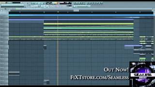 Seamless - Deathblow Ft Celldweller - FL Studio 11 Playthrough