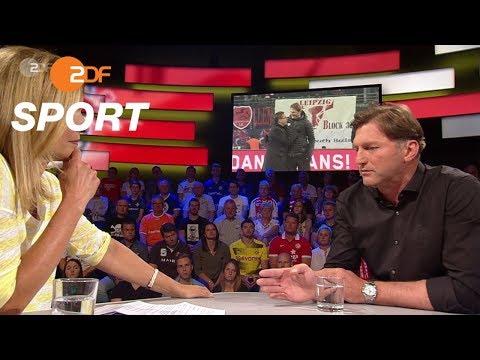 """Ralph Hasenhüttl: """"Ich weiß, dass wir eine Perspektive haben""""   das aktuelle sportstudio – ZDF"""