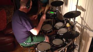 Roxette - Listen To Your Heart (Roland TD-12 Drum Cover)