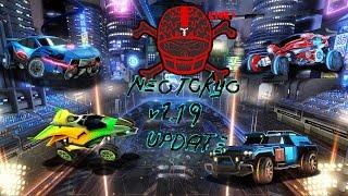 Rocket League V1.19 Livestream. Neo Tokyo