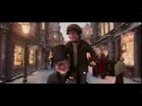 буктрейлер на книгу Чарльза Диккенса  Рождественская песня в прозе
