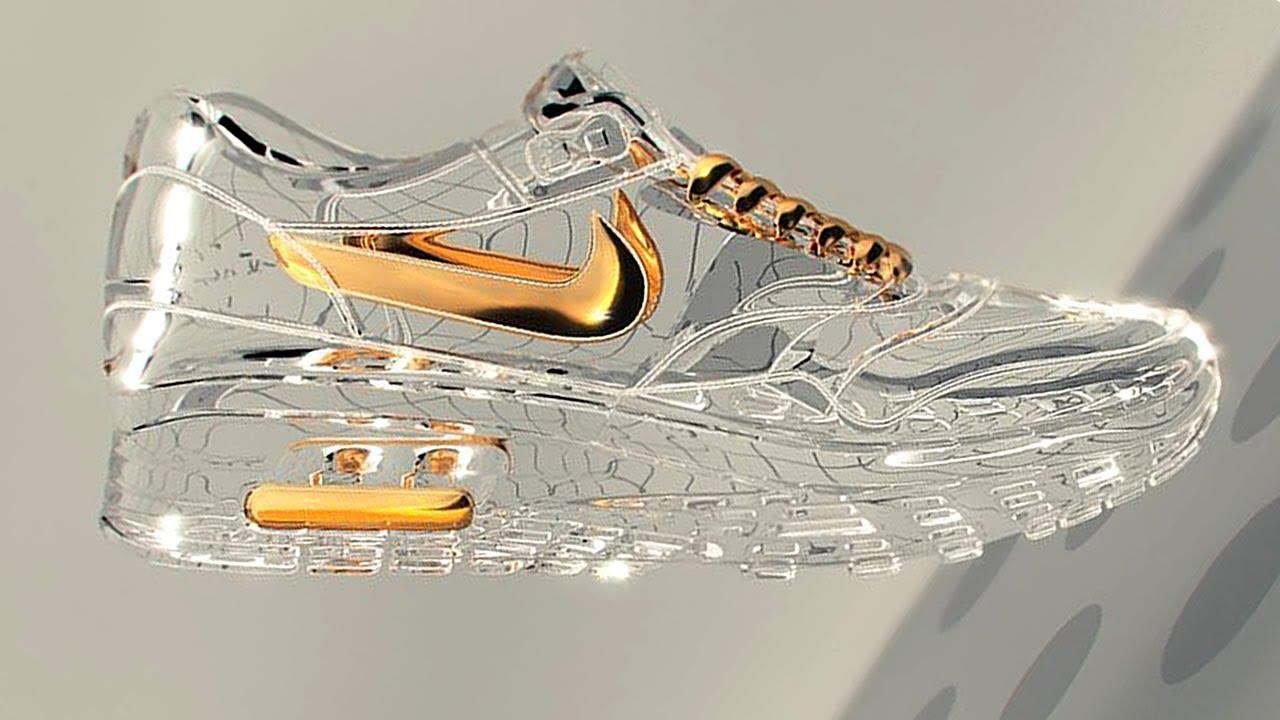 d7ff4efe348 7 Sapatos Nike Que São Únicas No Mundo - YouTube