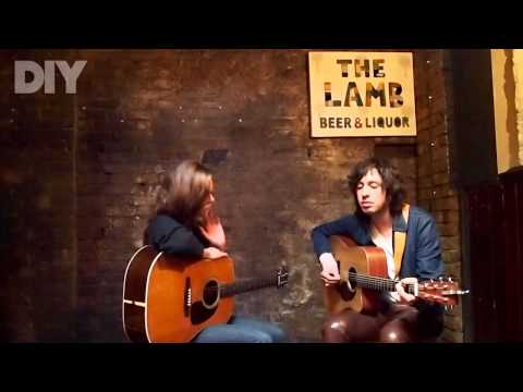 Adam Green & Binki Shapiro - The Nighttime Stopped Bleeding (Live at the Lamb)