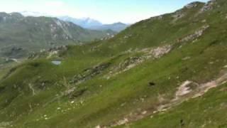 Col du Coin en 360° : Pierra Menta, Mont Blanc, Beaufortain...