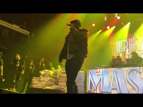 Mase (Ma$e) performs at Pizza Zoo [12.30.2017]