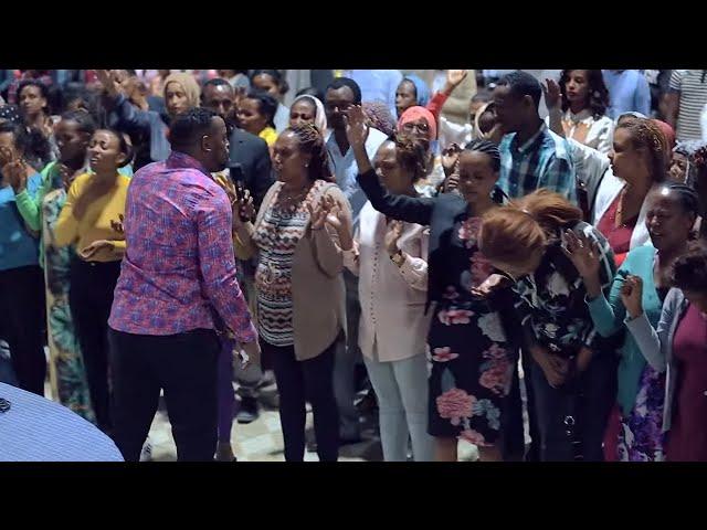 PRAYER FOR HEALING # PROPHET MESFIN BESHU # አዲስ አበባ ኢትዮጲያ