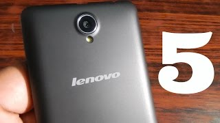 Top 5 Features of Lenovo A5000
