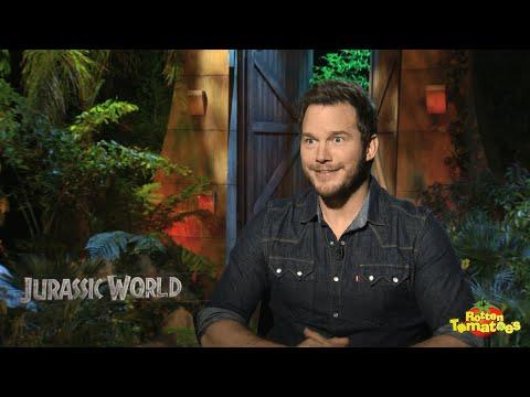 Jurassic World Interview: What Dinosaur Would Chris Pratt Be?