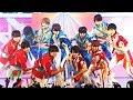 HiHi Jets・東京B少年「サマー・ステーション~みなみなサマー」(「夏祭り!裸の少年」 in EX THEATER ROPPONGI)