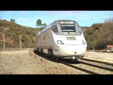 Tres millones de euros para el trazado ferroviario Monforte   Ourense 16 10 19