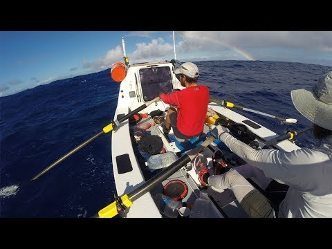 Tales of Adventure - The Great Pacific Race with Cyril Derreumaux