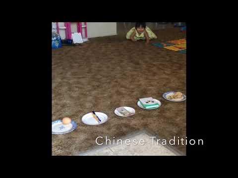 Zaylee Djohan Chinese Tradition