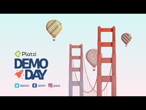 Así fue el Demo Day 2017 del Taller de Startups Platzi