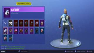 How To Fix The Back Bling Glitch In Fortnite Season 5 - Tutorial✔