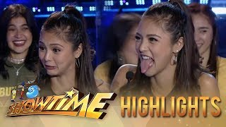 It's Showtime PUROKatatawanan: Kim Chiu corrects her joke