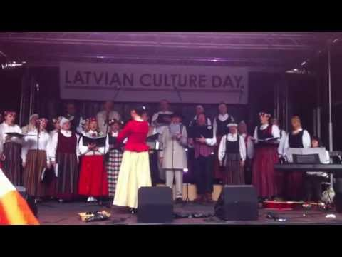 Latvian Culture Day