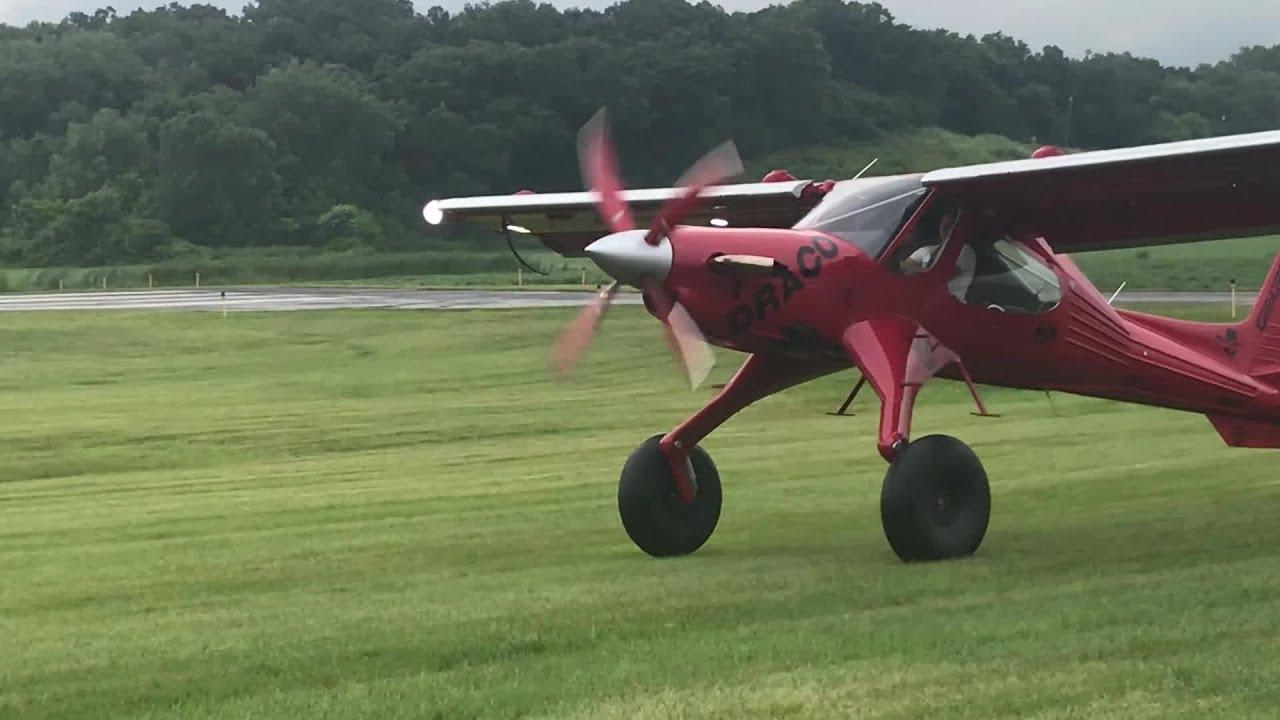 Tour Draco the Turbine Powered STOL Airplane