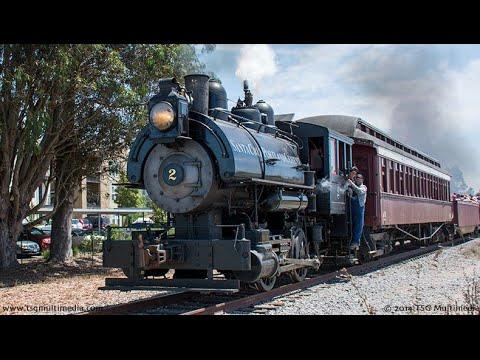 Steam Train SCPC No. 2