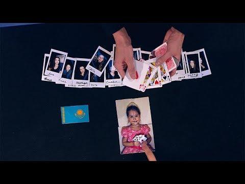 Оля Серябкина расплакалась от трогательного фокуса | Всё, кроме обычного | фокус, 19 выпуск, 08.12
