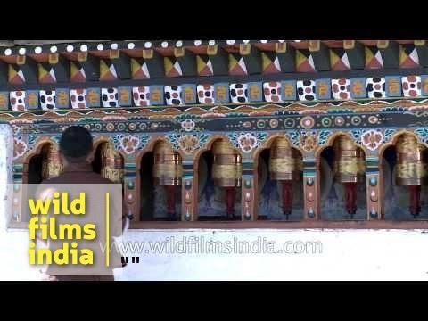 Kyichu Lhakhang or Kyerchu Temple - Bhutan