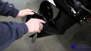 How to Install a Mercruiser Flo Torq Propeller