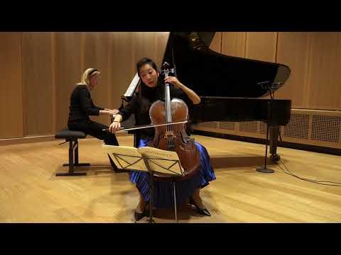 Christine LEE   BEETHOVEN Sonata Op 5 Nr 2