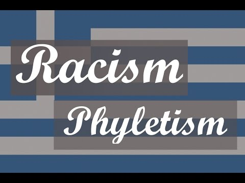 Racism in Orthodox Parishes - Phyletism