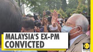 Malaysia's Former PM Najib Razak convicted by court in graft case