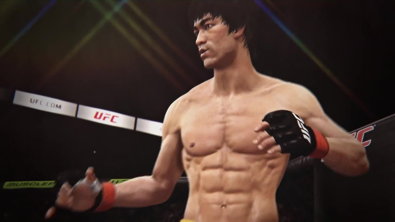 "EA Sports UFC | ""Bruce Lee Reveal"" Cinematic Trailer 