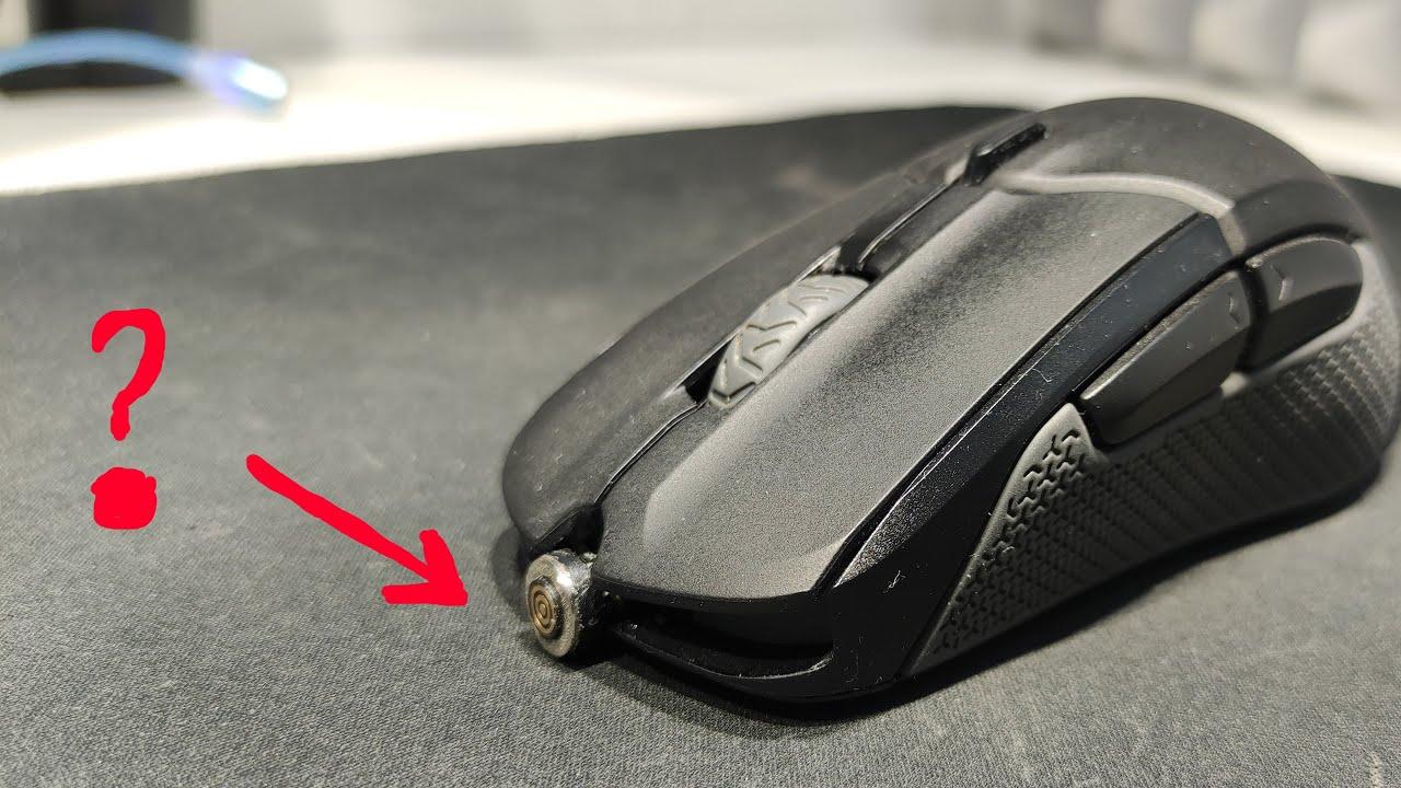Qué es esto???? 😯 Mejorando Mi Raton Gamer!
