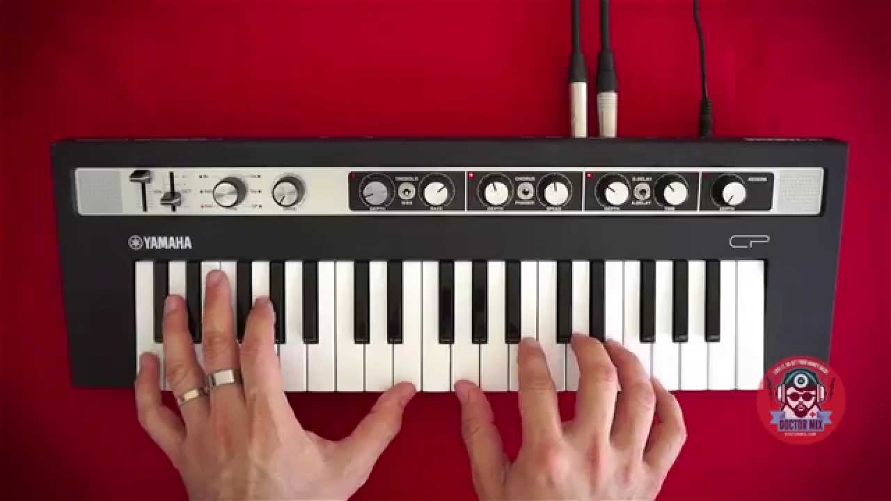 Download Yamaha Reface CP In Action