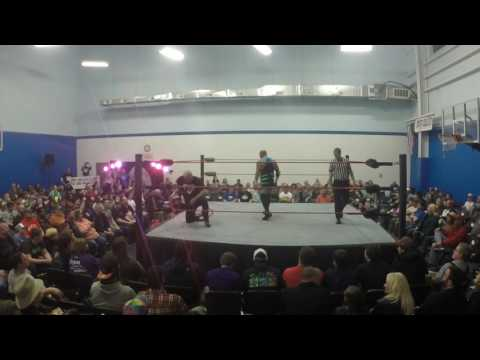 CW Anderson vs Shane Douglas