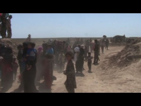 UN bracing for massive flight from Iraq's Mosul