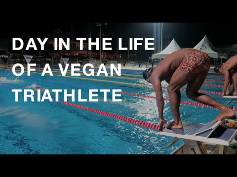 Day in the Life of Raw Vegan Triathlete