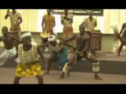 Asanti Dance Theatre - Harambee at TEDxYouthInspire 2010 @ Accra