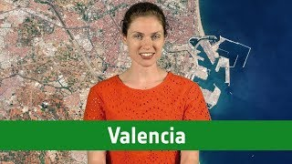Earth from Space: Valencia