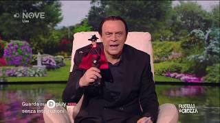 Crozza Berlusconi e la sua incredibile ripresa post operatoria