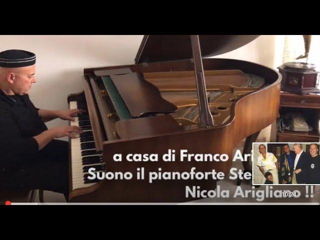 Go Man ! Sulle tracce di Nicola Arigliano