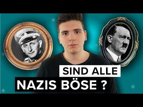 Warum nicht alle Nazis BÖSE waren !
